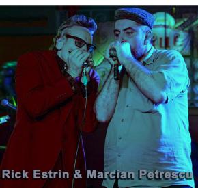 Marcian Petrescu & Rick Estrin