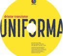 Uniforma - Dristor Tranzistor - CD
