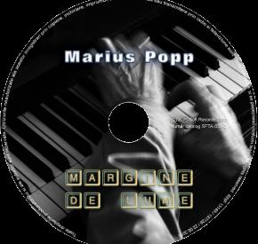 Marius Popp - Margine De Lume CD