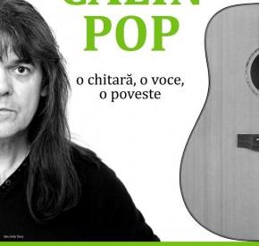 Afis concert Calin Pop