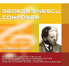 George Enescu - CD Composer