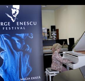 George Enescu Presser web