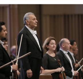 Zubin Mehta & Israel Philharmonic Orchestra